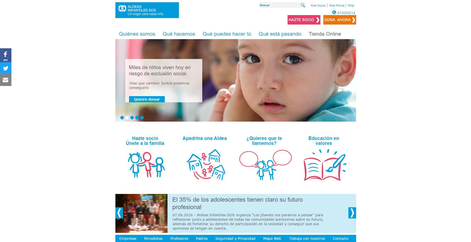 web-aldeas-infantiles
