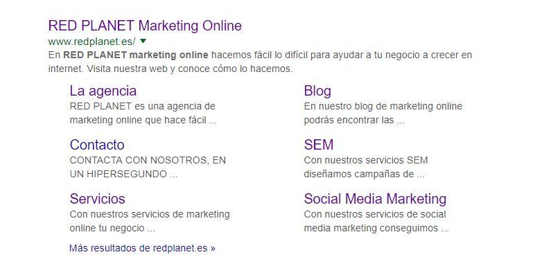Resultado de búsqueda: Red Planet Marketing Online