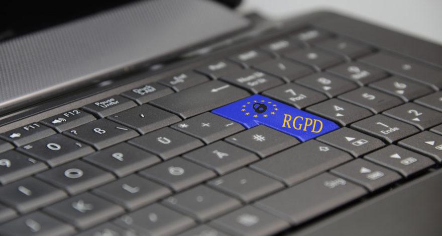 Nueva ley de protección de datos UE