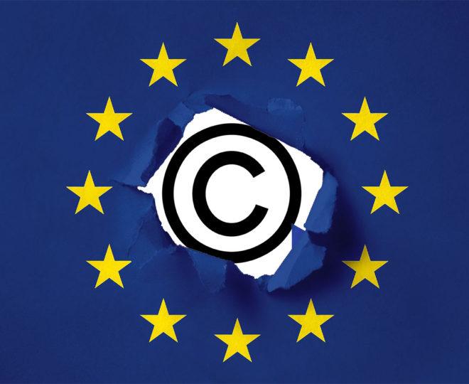 Directiva Copyright en Internet para la UE