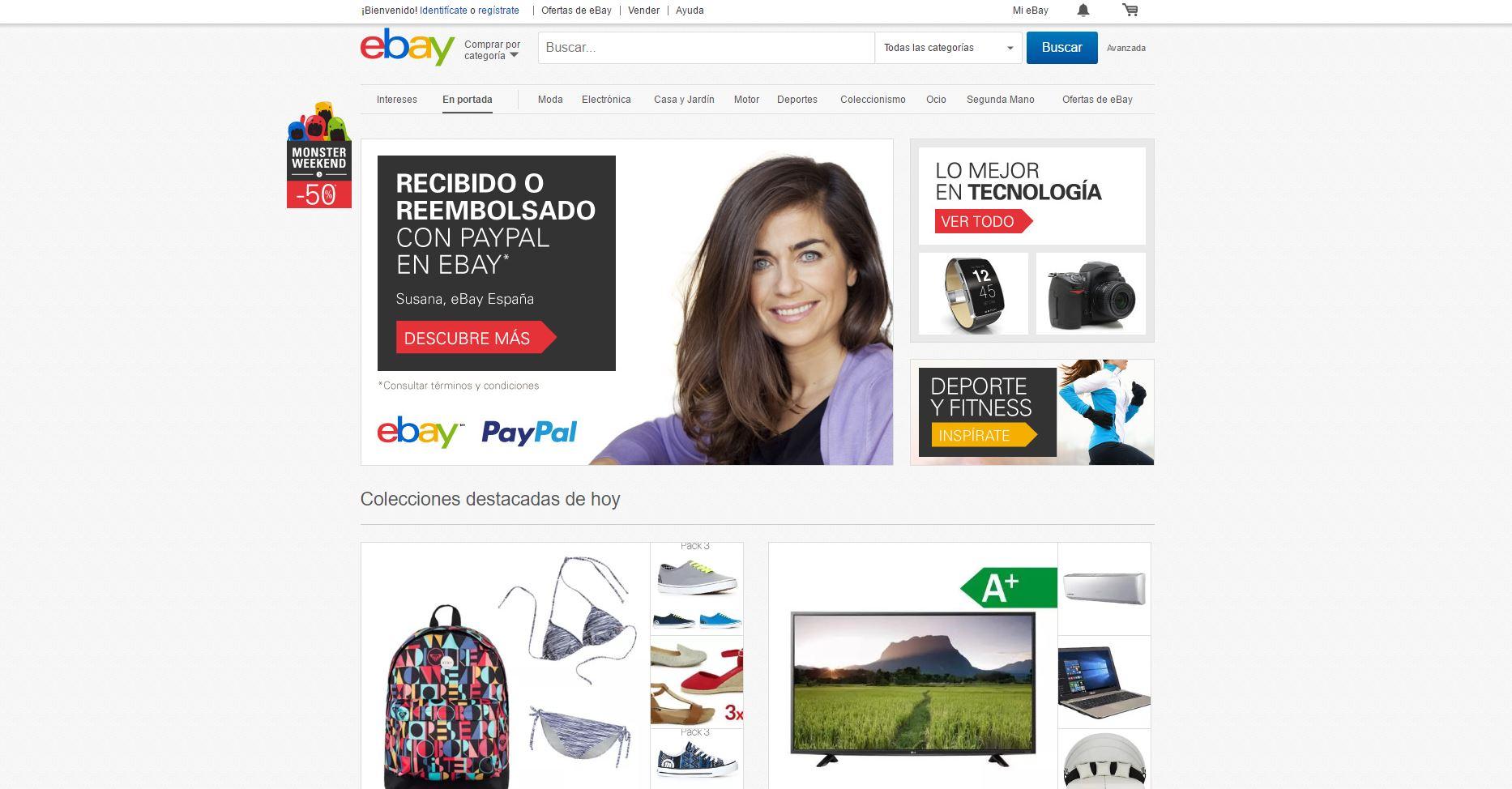 web-ebay-españa